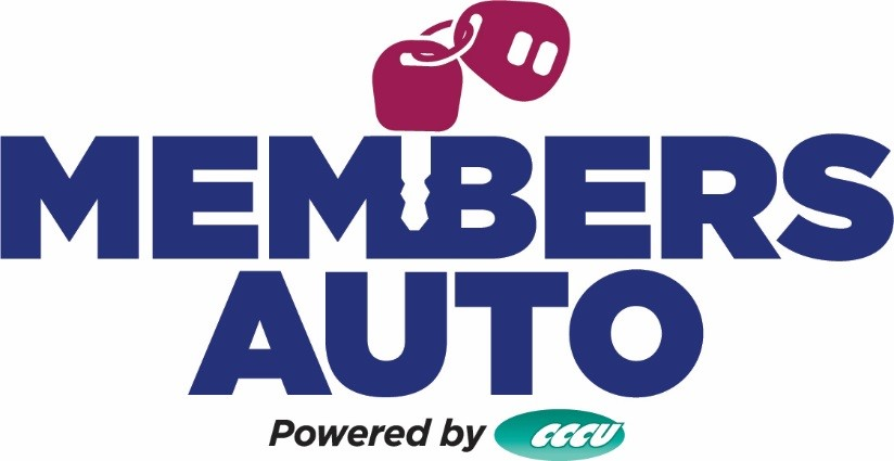 Members Auto Logo with Powered By CCCU